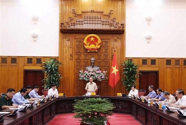 Thu tuong Chinh phu Nguyen Xuan Phuc: Khong lo la chu quan trong cong tac phong, chong thien tai hinh anh 1