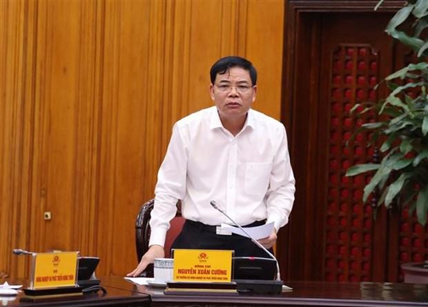 Thu tuong Chinh phu Nguyen Xuan Phuc: Khong lo la chu quan trong cong tac phong, chong thien tai hinh anh 3