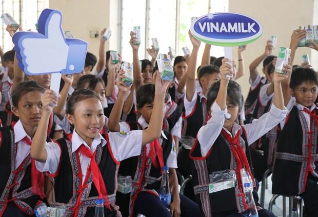 Quy sua vuon cao Viet Nam den voi tre em kho khan Phu Yen hinh anh 4