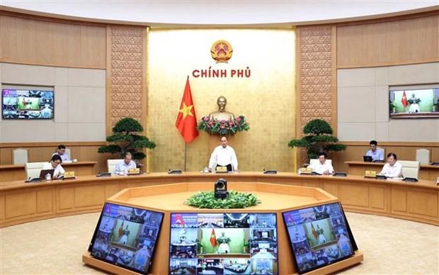 Thu tuong Nguyen Xuan Phuc: Moi chuyen bay quoc te deu phai co phuong an phong, chong dich cu the hinh anh 1
