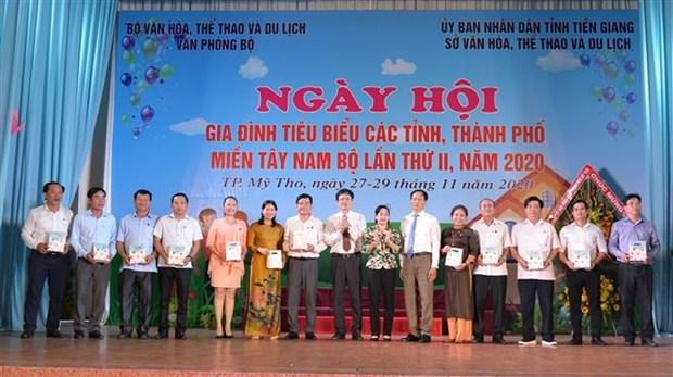 Ngay hoi Gia dinh tieu bieu cac tinh, thanh pho mien Tay Nam Bo lan thu II - nam 2020 hinh anh 3