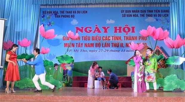 Ngay hoi Gia dinh tieu bieu cac tinh, thanh pho mien Tay Nam Bo lan thu II - nam 2020 hinh anh 2