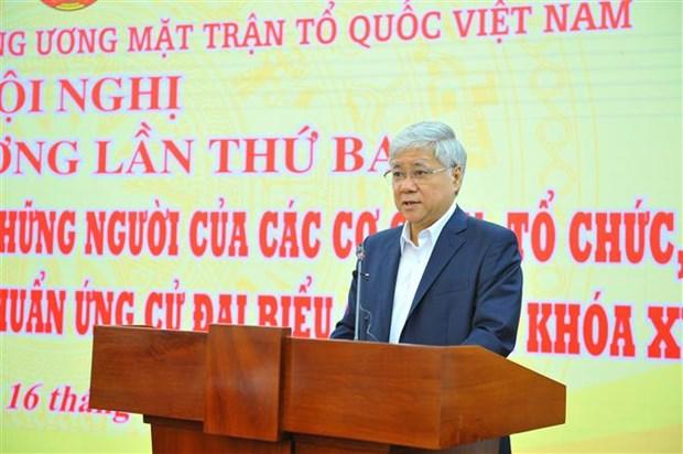 Ha Noi thong nhat cao danh sach chinh thuc 36 nguoi du tieu chuan ung cu dai bieu Quoc hoi hinh anh 2