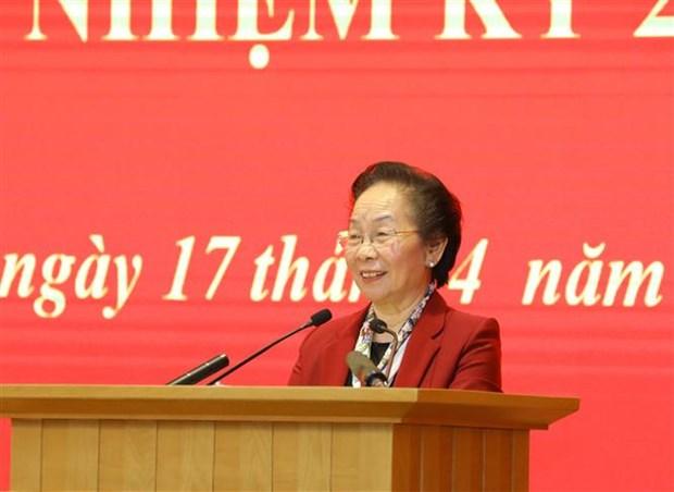 Tong Bi thu Nguyen Phu Trong: Nang cao hon nua chat luong tong ket thuc tien gan voi nghien cuu ly luan hinh anh 4