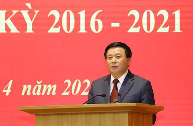 Tong Bi thu Nguyen Phu Trong: Nang cao hon nua chat luong tong ket thuc tien gan voi nghien cuu ly luan hinh anh 5