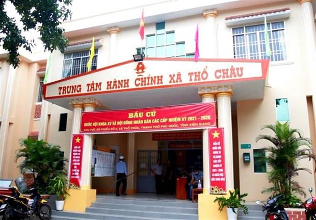 Nang cao doi song vat chat va tinh than cho nguoi dan xa dao Tho Chau hinh anh 1