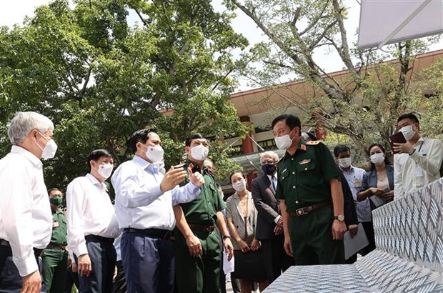 Thu tuong Pham Minh Chinh: Nhieu nguoi muon uu tien vaccine phong COVID-19 cho noi dich benh phuc tap hinh anh 5