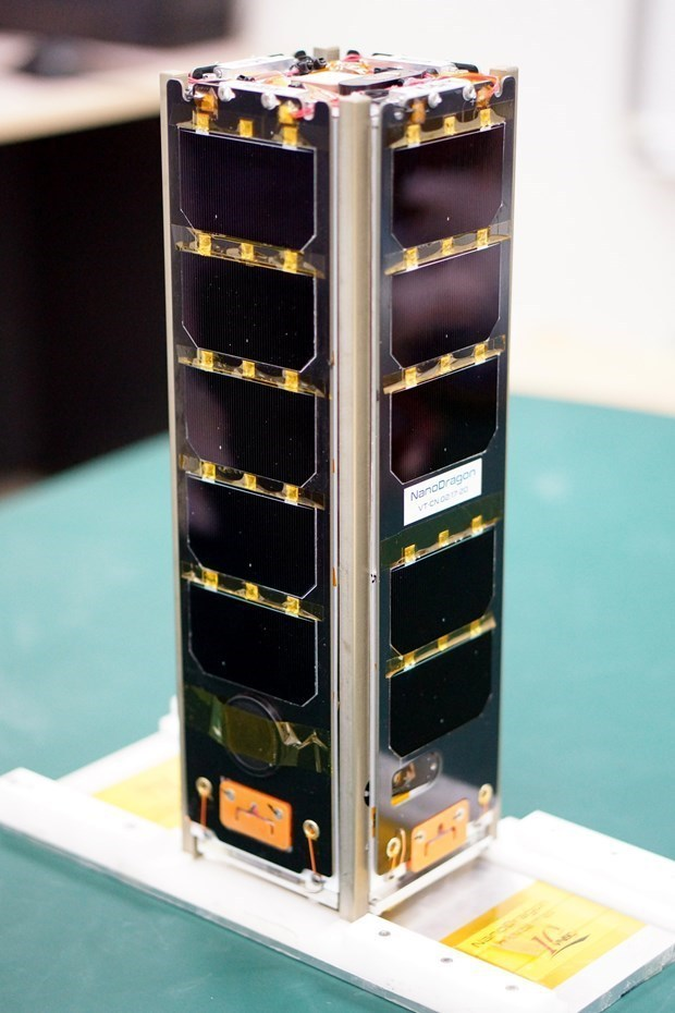 微型卫星——越南航天技术的发展成就 hinh anh 2