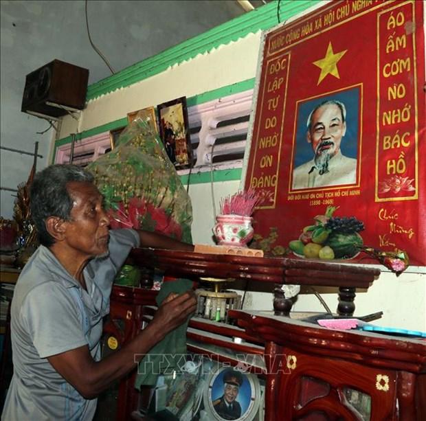 Dong bao Khmer huyen vung sau Go Quao thiet thuc lam theo loi Bac hinh anh 1