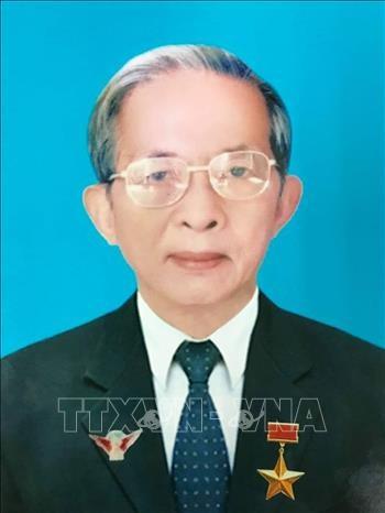 Nguyen Bi thu Trung uong Dang, nguyen Truong Ban Noi chinh Trung uong Tran Quoc Huong tu tran hinh anh 1