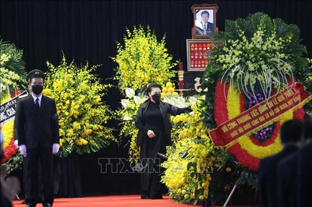 Le vieng nguyen Tong Bi thu Le Kha Phieu hinh anh 12