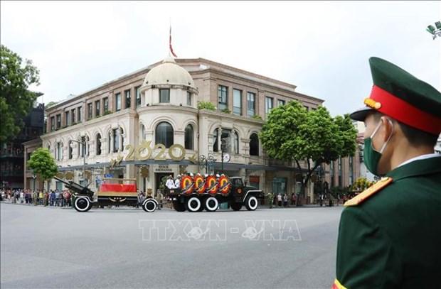 Le truy dieu va an tang nguyen Tong Bi thu Le Kha Phieu hinh anh 21