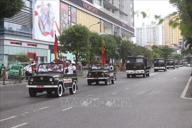 Le truy dieu va an tang nguyen Tong Bi thu Le Kha Phieu hinh anh 26