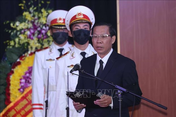Le truy dieu va an tang nguyen Pho Thu tuong Truong Vinh Trong hinh anh 6