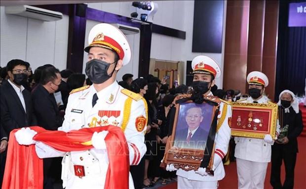 Le truy dieu va an tang nguyen Pho Thu tuong Truong Vinh Trong hinh anh 10