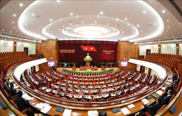 Tong Bi thu, Chu tich nuoc Nguyen Phu Trong: Khan truong chuan bi, tien hanh thang loi cuoc bau cu dai bieu Quoc hoi va HDND cac cap nhiem ky 2021-2026 hinh anh 2