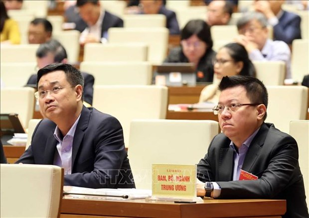 Thu tuong Nguyen Xuan Phuc trinh bay chuyen de Chien luoc phat trien kinh te xa hoi 10 nam hinh anh 3