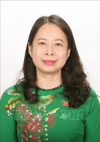 Ba Vo Thi Anh Xuan duoc bau giu chuc Pho Chu tich nuoc nhiem ky 2016 - 2021 hinh anh 1