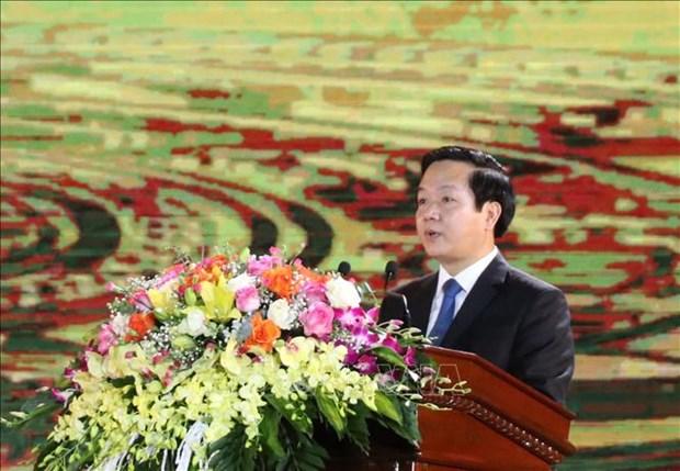 """Khai mac Nam Du lich quoc gia – Ninh Binh 2021 voi chu de """"Hoa Lu - Co do ngan nam"""" hinh anh 3"""