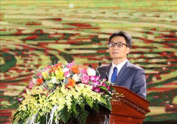 """Khai mac Nam Du lich quoc gia – Ninh Binh 2021 voi chu de """"Hoa Lu - Co do ngan nam"""" hinh anh 1"""