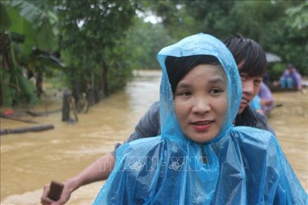 "Nhan 95 nam Ngay Bao chi Cach mang Viet Nam: Tac nghiep an toan tai ""diem nong"" thien tai hinh anh 1"