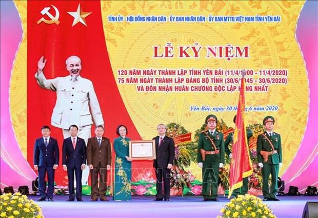 Ky niem trong the 120 nam Ngay thanh lap tinh Yen Bai hinh anh 4