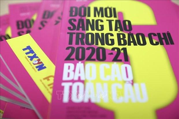 """75 nam Thong tan xa Viet Nam: De nhung dong tin """"chay mai"""" hinh anh 5"""