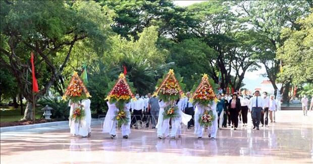 Le gio Hoang de Quang Trung lan thu 228 hinh anh 1