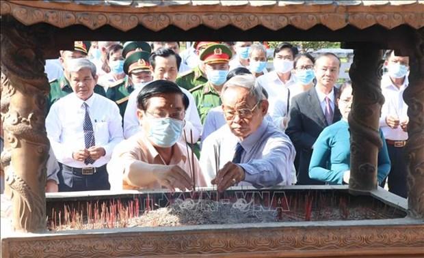 Le gio Hoang de Quang Trung lan thu 228 hinh anh 3