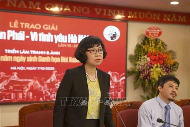 Giai Bui Xuan Phai – Vi tinh yeu Ha Noi: Vinh danh Nhac sy Phu Quang o Giai thuong lon hinh anh 2