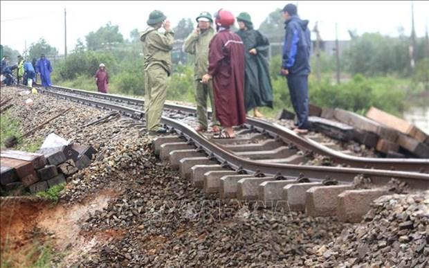 Quang Tri: Lu xuong, nhieu xa o vung mien nui van bi co lap hoan toan hinh anh 1