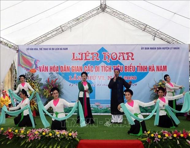 Du lich Viet Nam: Ha Nam - Tai kich cau du lich thong qua hoat dong van hoa, the thao hinh anh 2