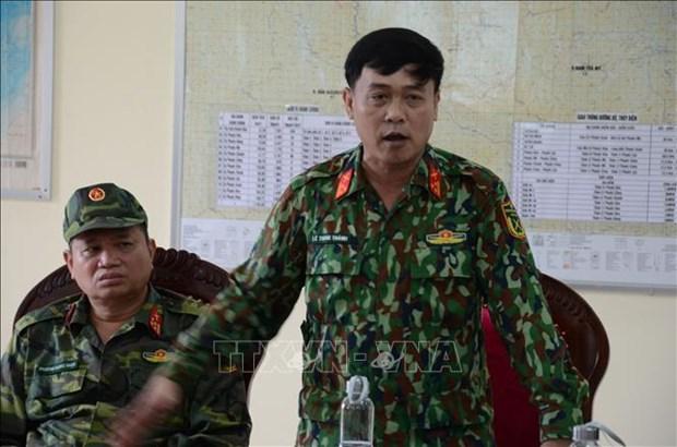 Vu sat lo tai huyen Phuoc Son – Quang Nam: Khan truong gui hang tiep ung cho nguoi dan hinh anh 1