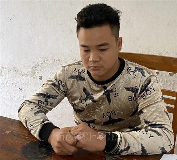 Khoi to bi can Nong Van Nien ve hanh vi to chuc cho nguoi khac xuat canh trai phep hinh anh 1