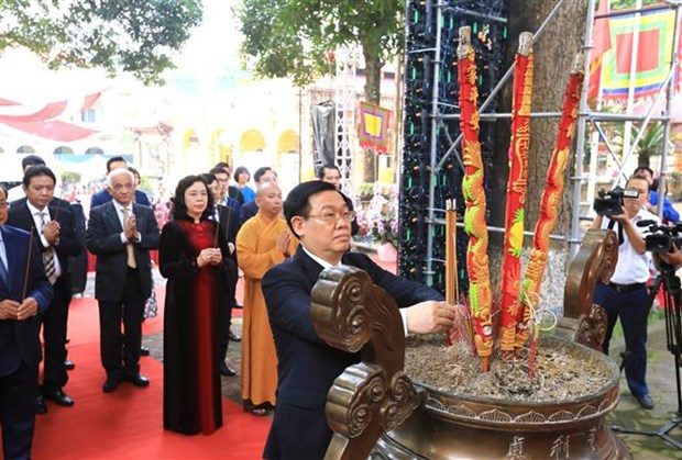 Le ky niem 10 nam Hoang thanh Thang Long duoc UNESCO ghi danh la Di san van hoa the gioi hinh anh 2