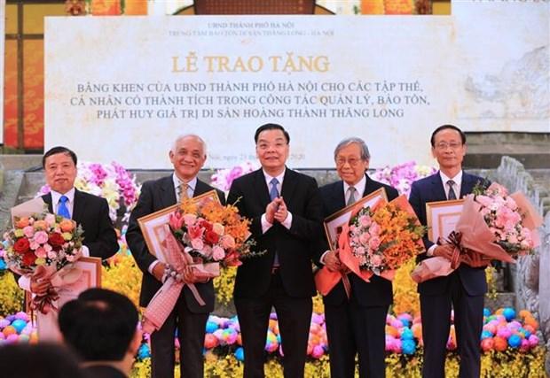 Le ky niem 10 nam Hoang thanh Thang Long duoc UNESCO ghi danh la Di san van hoa the gioi hinh anh 4