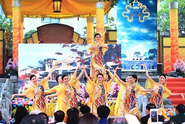 Le ky niem 10 nam Hoang thanh Thang Long duoc UNESCO ghi danh la Di san van hoa the gioi hinh anh 1