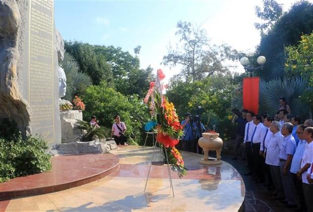 Ky niem 80 nam Ngay Nam Ky khoi nghia va 98 nam Ngay sinh Thu tuong Chinh phu Vo Van Kiet hinh anh 3