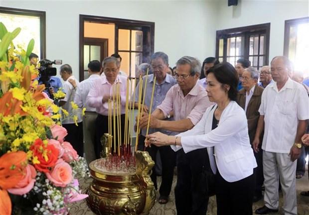 Ky niem 80 nam Ngay Nam Ky khoi nghia va 98 nam Ngay sinh Thu tuong Chinh phu Vo Van Kiet hinh anh 4