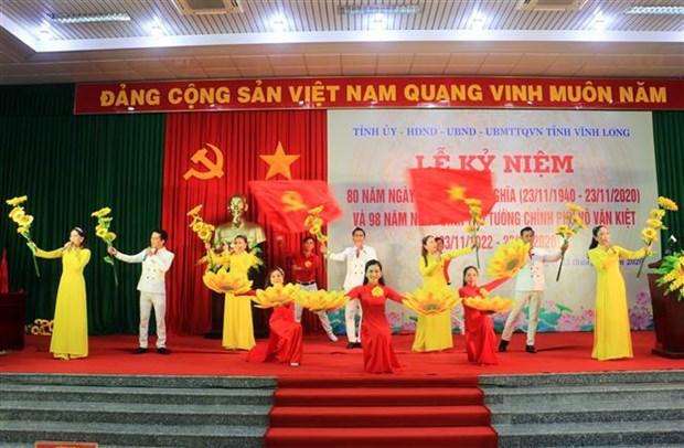 Ky niem 80 nam Ngay Nam Ky khoi nghia va 98 nam Ngay sinh Thu tuong Chinh phu Vo Van Kiet hinh anh 5