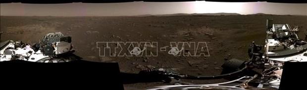 NASA cong bo doan ghi am va video dau tien gui ve tu Sao Hoa hinh anh 1