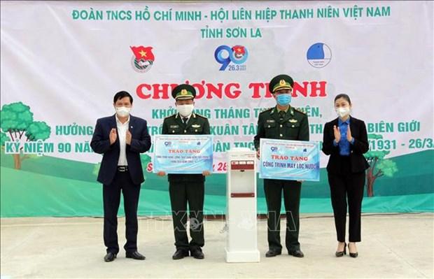 Son La: Khoi dong Thang Thanh nien, huong ung Tet trong cay va Thang Ba bien gioi nam 2021 hinh anh 2
