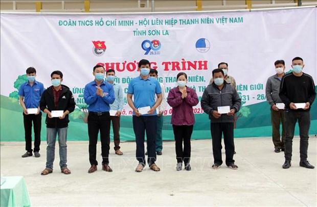 Son La: Khoi dong Thang Thanh nien, huong ung Tet trong cay va Thang Ba bien gioi nam 2021 hinh anh 4