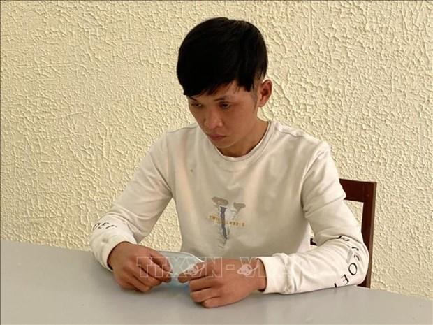 Cao Bang: Dua 22 nguoi Trung Quoc nhap canh trai phep vao khu cach ly y te hinh anh 1