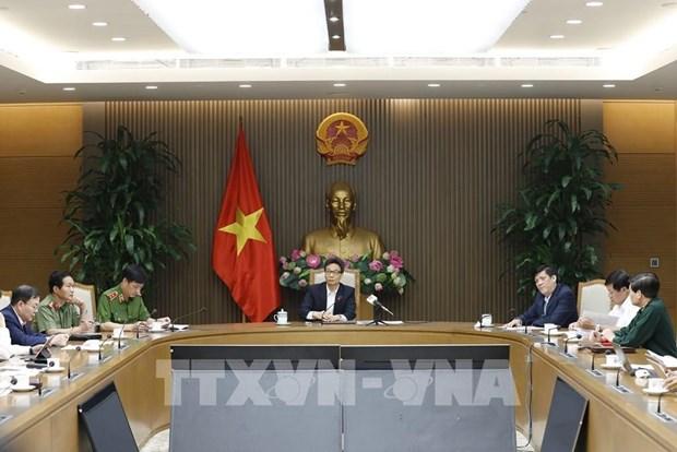 """Dich COVID-19: Trien khai chu truong """"ho chieu vaccine"""" tren tinh than bao dam an toan tren het hinh anh 1"""