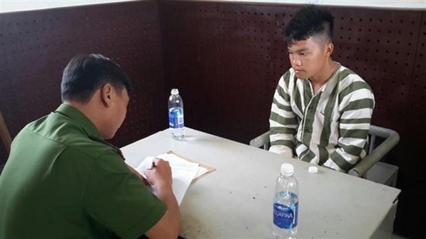 Dak Nong triet pha duong day mua ban trai phep chat ma tuy so luong lon hinh anh 2