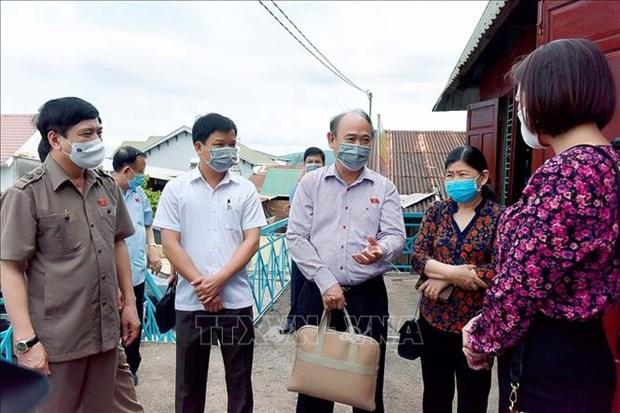 Gia Lai can tiep tuc day manh viec tuyen truyen de so luong cu tri di bau dat cao nhat hinh anh 1