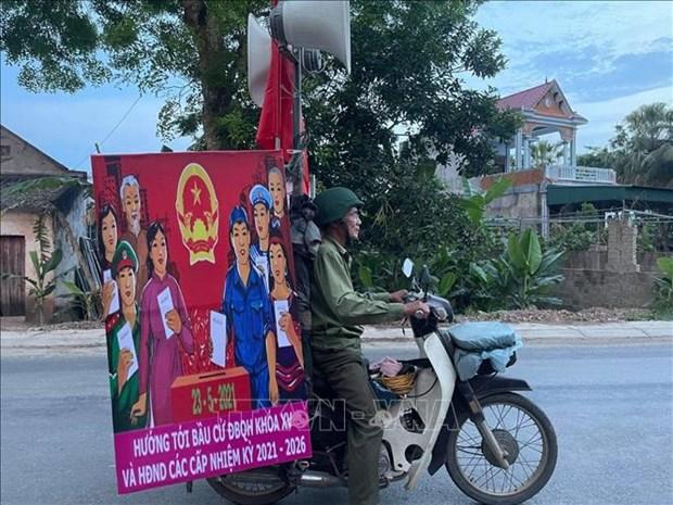 Cu ong Pham Ngoc Chieng gan 20 nam dua tieng noi cua Dang den voi dan hinh anh 1