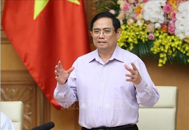 Thu tuong Pham Minh Chinh: Su menh cua nhung nguoi lam bao day y nghia, tu hao, ve vang nhung cung vo cung gian nan, vat va hinh anh 3