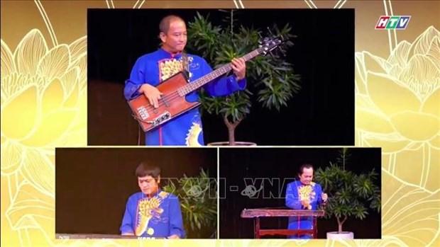 """Chuong trinh """"Noi vong tay lon - Dat nuoc dong long, vuot qua COVID-19"""": Dac sac va nhieu y nghia hinh anh 1"""